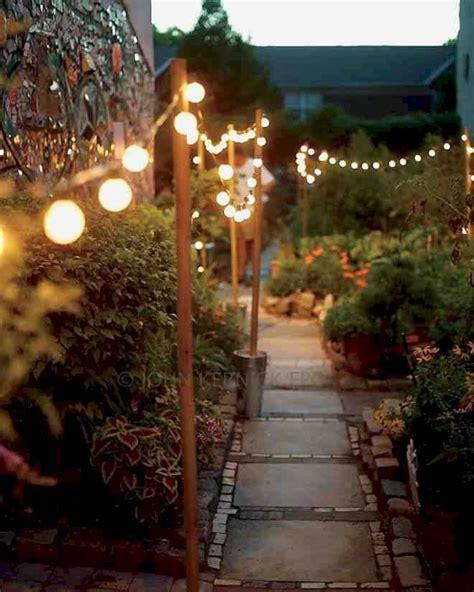 small patio lighting ideas backyard landscape path lighting spacing outdoor