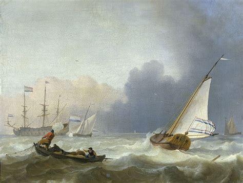 jacht nederland woelige zee met nederlands jacht onder zeil wikipedia