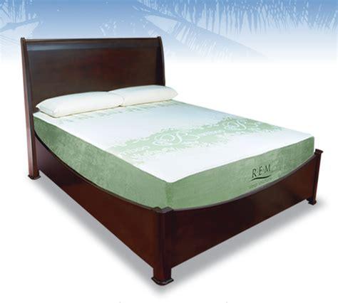 rem sleep paradise mattress reviews goodbed