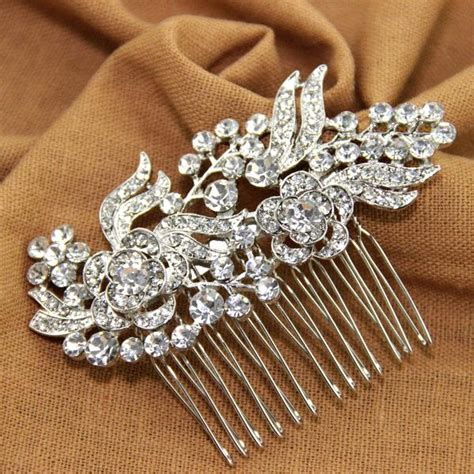 Wedding Accessories Canada by High Quality Bridal Hair Combs Accessories Canada Usa