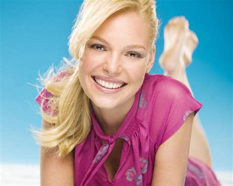 The Many Faces Of Katherine Heigl by Katherine Heigl
