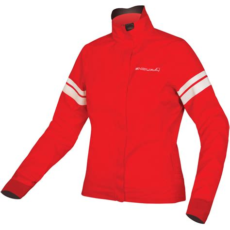 red waterproof cycling jacket women s pro shell jacket red abbotts ann cycles