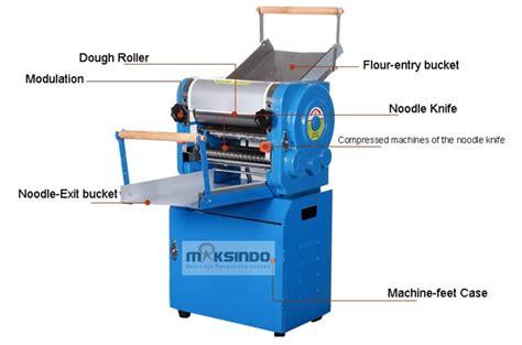 Gergaji Mesin Di Semarang jual mesin cetak mie industrial mks 350 di semarang toko mesin maksindo semarang toko