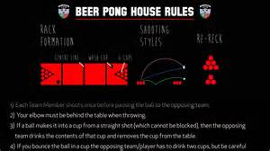 gaa st judes beer pong rules youtube