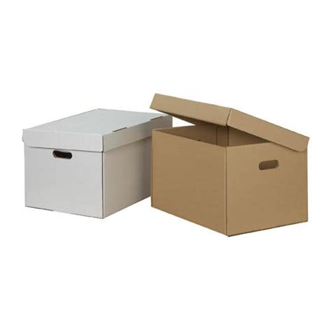 Cardboard Storage Drawers Office Supplies by Corrugated Storage Boxes