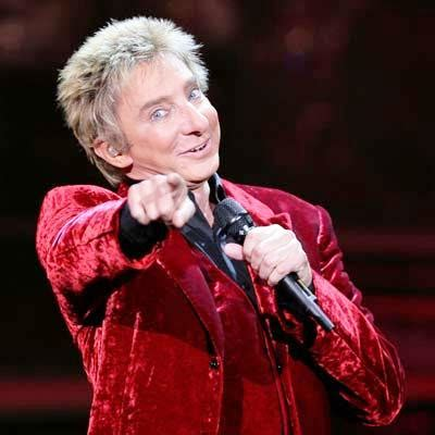 Barry Manilow Says Back Hasselbeck barry manilow hates elisabeth hasselbeck