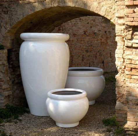 vasi giardino resina vasi resina da giardino verde