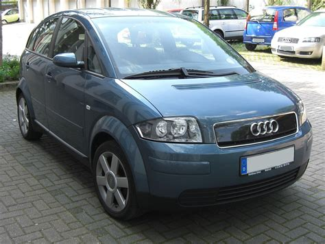 Audi A2 Abmessungen by File Audi A2 Front Jpg Wikimedia Commons
