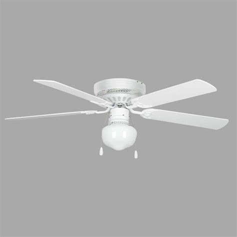 white ceiling fan concord fans hugger schoolhouse 52 in indoor white