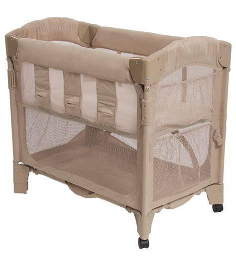 Arms Reach Mini Co Sleeper by Arm S Reach Mini Arc Co Sleeper In Toffee