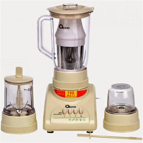 Mixer Dan Blender Oxone ox 863 3in1 blender oxone grey oxone id belanja