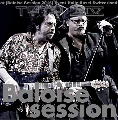 Toto Baloise Session 2016 コレクターズcd webショップ livebootleg toto トト archives