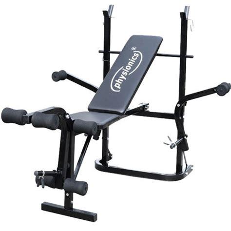 banc sport banc de musculation pliable notre s 233 lection avis et