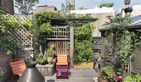 Backyard Balcony Ideas Celebrities Their Homes Rachael Ray S New York