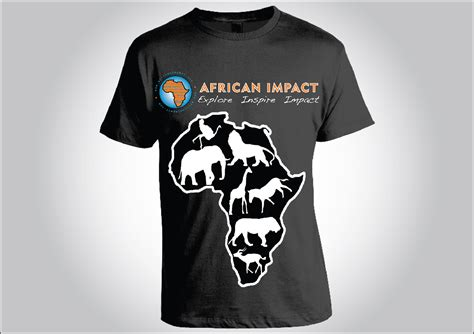 Volunteer T Shirts Design Ideas bold playful t shirt design for impact by pb