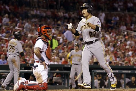 kang homers in return as beat cardinals 4 2