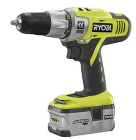 resetting ryobi batteries autoshift drills tools in action power tools and gear