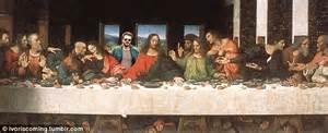 Last Supper Meme - ivor noyek s facebook photo goes viral on tumblr with