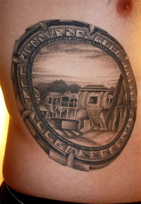 stargate tattoo www pixshark com images galleries with