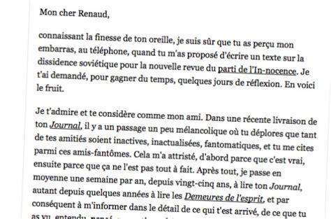 lettre de soutien a une amie qui divorce modele lettre d amiti 233 uomo innamorato comportamenti