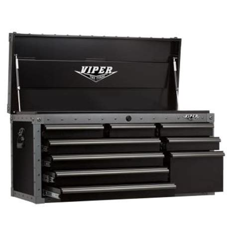 viper tool storage armor 41 in 9 drawer tool chest