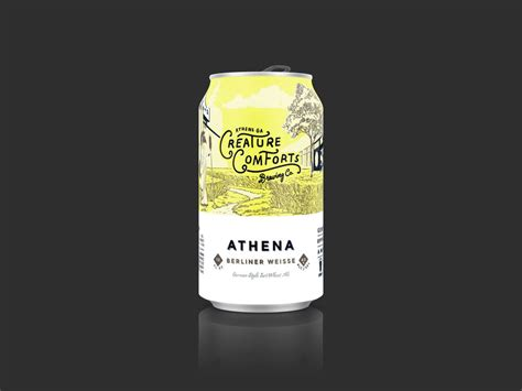 creature comforts beer creature comforts shows off can designs beer street journal