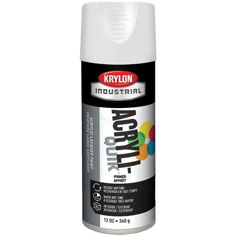 krylon k01315 acryli quik acrylic primer white fullsource