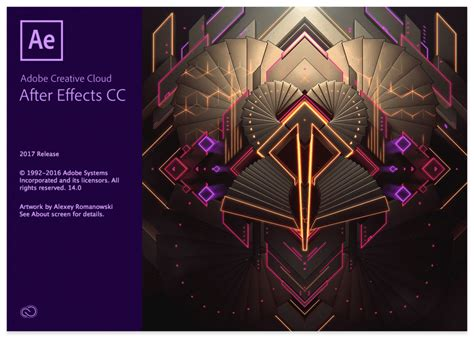after effects cc templates 2017 adobe creative cloud splash screens graphic design