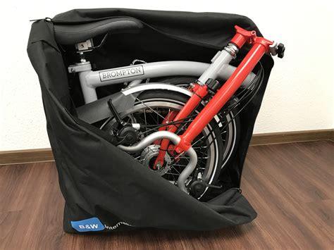 B W Bag b w transporttasche brompton foldon bag