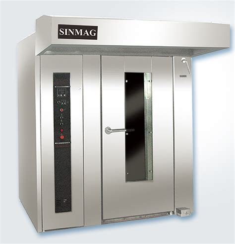 Oven Gas Sinmag f1 f2 f3 f4 rackovens sinmag equipment wuxi co ltd