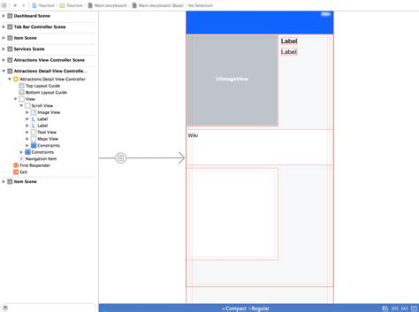 autolayout in xcode 6 1 ios xcode 6 view controller showing blank screen with