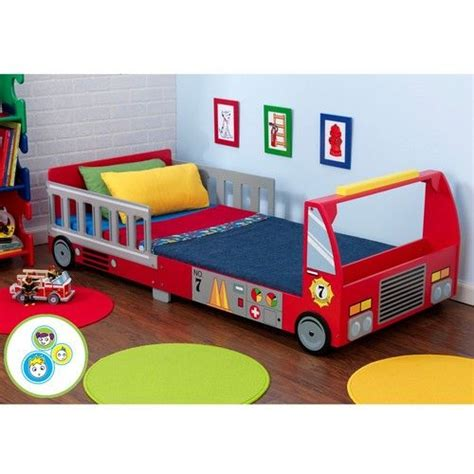 fire engine toddler bed fire engine truck junior toddler bed new boxed kidkraft