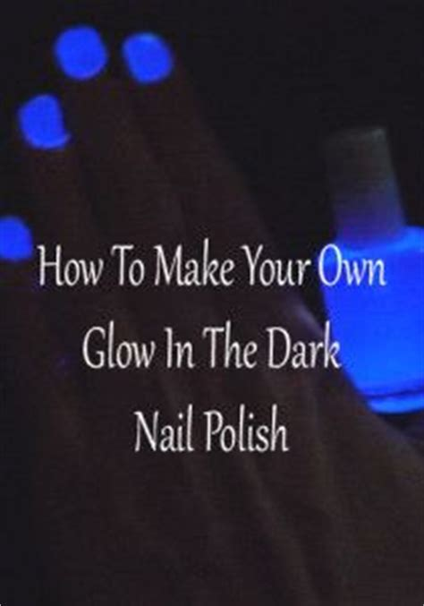 glow in the paint b and q top 10 diy easy nail ideas glow glow sticks and nails