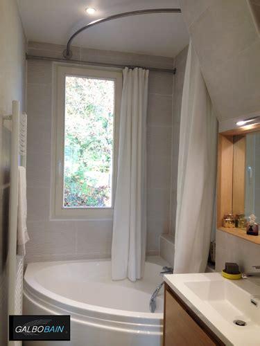 barres rideau de pour baignoire devant une fen 234 tre