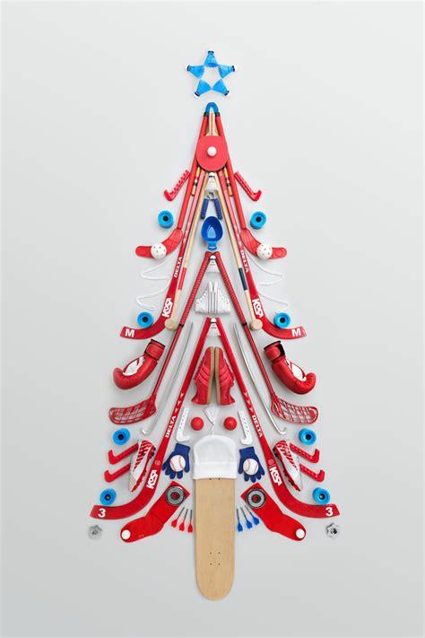 hockey christmas tree hispotion
