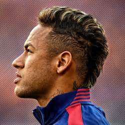 namar jr hairc neymar haircut awesome neymar jr s hairstyles 2017