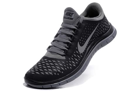special offer nike free 3 0 v4 mens running shoes in black