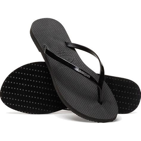 Flip Flops havaianas you metallic flip flops