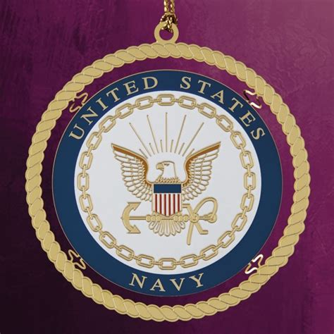 navy ornament white house historical association