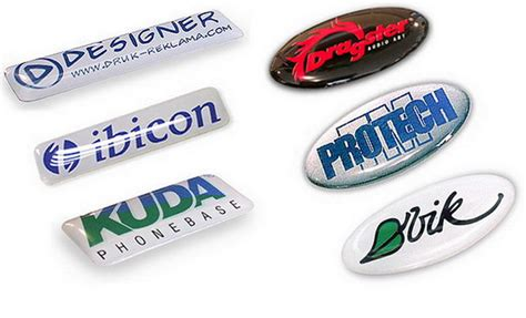 Dome Sticker by Adm Promos Promotional Items