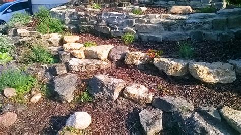 steingarten pflanzenauswahl garten anders steingarten design