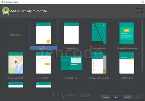 buat aplikasi android free pengenalan android studio buat aplikasi fen code