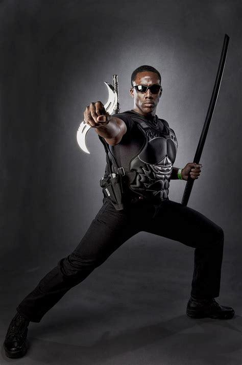 film marvel blade characters blade cosplay series marvel comics