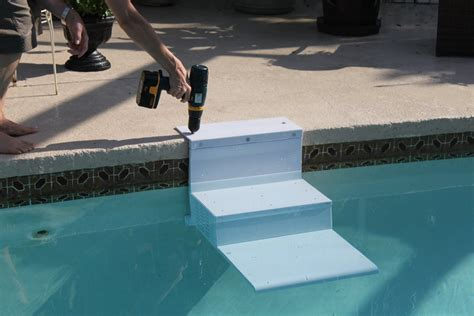 boat dog steps stairs for dogsgive your dog a helping hand pool steps