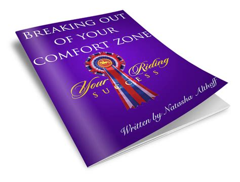 breaking out of your comfort zone breaking out of your comfort zone fearless riding success