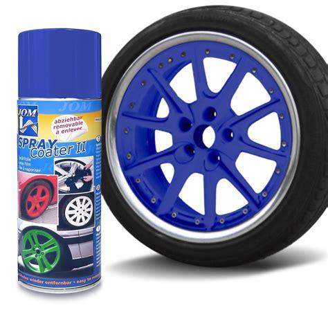 Folie Na Auto Modra by Barva Na Kola Folie Spray 400ml Modr 225 Spoilercentrum