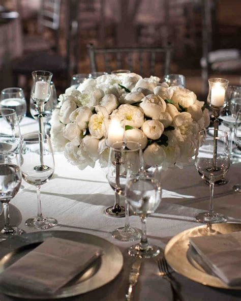 martha stewart table centerpieces the prettiest peony wedding centerpieces martha stewart