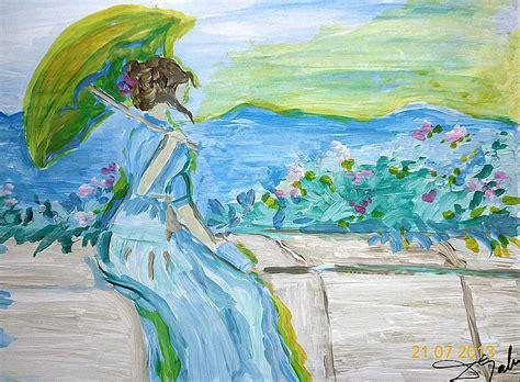 art dinca theme vladimir volegov painting by farfallina art