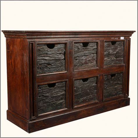 bedroom vanity with storage reclaimed wood 6 storage boxes drawers bedroom cabinet