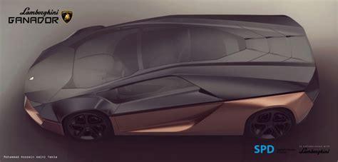 ganador lamborghini lamborghini ganador concept car design